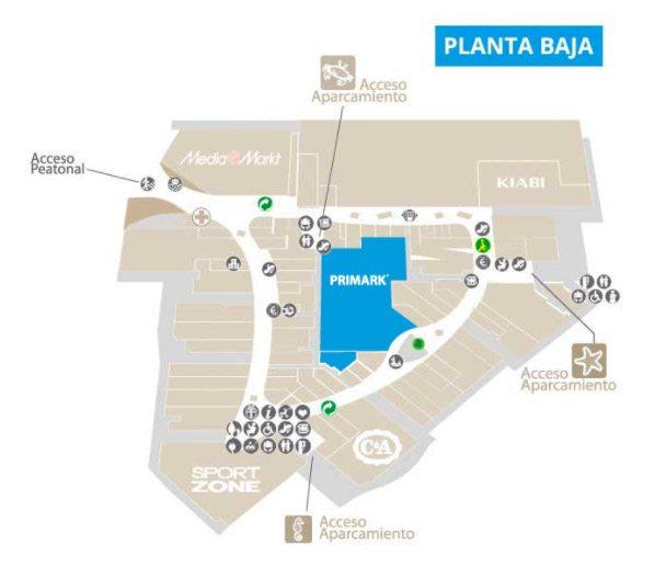 primark islazul - Primark Madrid