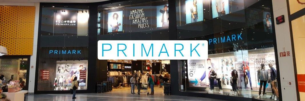 Primark Rio Shopping en Valladolid