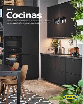 Catalogo Ikea cocinas 2018