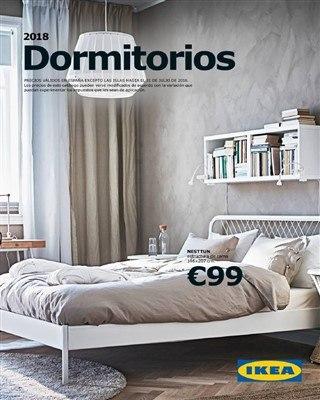 Catalogo Ikea dormitorios 2018