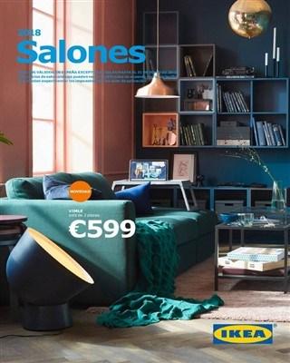 Catalogo Ikea salones 2018