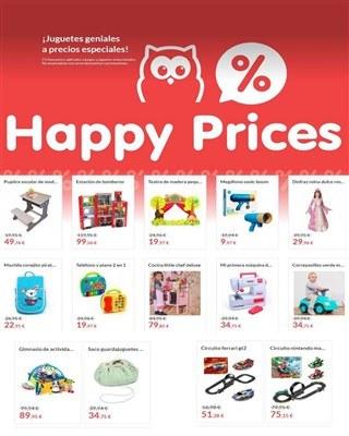 Catálogo EurekaKids precios felices