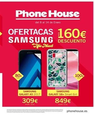Catálogo Phone House Ofertacas Samsung