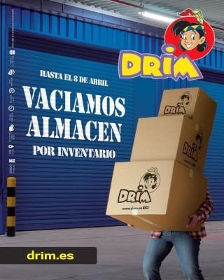 Catalogo Drim Vaciamos Almacen