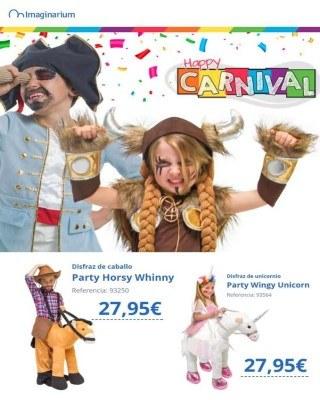 Catalogo Imaginarium Feliz carnaval