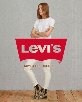 Catalogo Levis Novedades Mujer