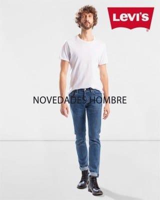 Catalogo Levis Novedades hombre