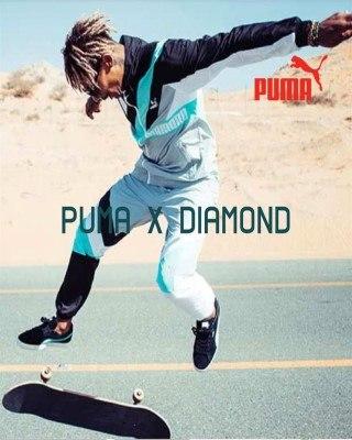 Catalogo Puma x diamond