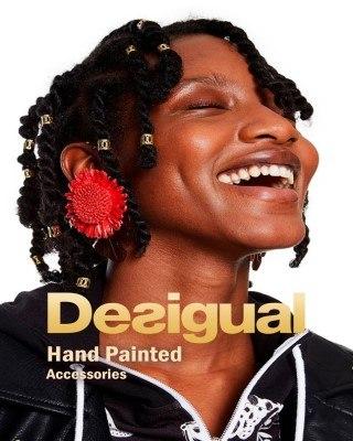 Catalogo Desigual Accesorios coleccion pintada a mano