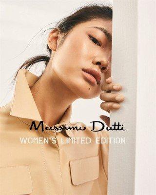 Catalogo Massimo Dutti Edicion limitada para mujeres