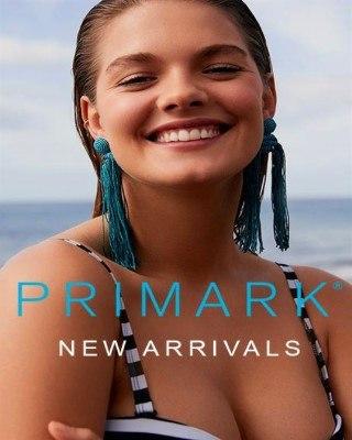 Catalogo Primark Los recien llegados