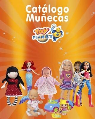 Catalogo Toy Planet Todo en muñecas