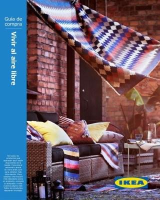 Catalogo Ikea Vivir al aire libre
