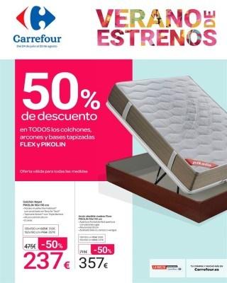 Catalogo Carrefour verano de estrenos
