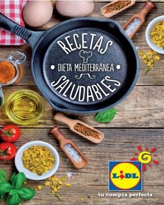 Catalogo Lidl recetas saludables