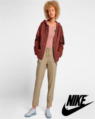 Catalogo Nike coleccion de ropa