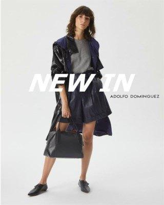 Catalogo lo nuevo en Adolfo Dominguez