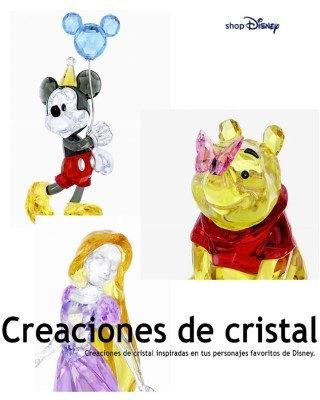 Catalogo Disney creaciones de cristal