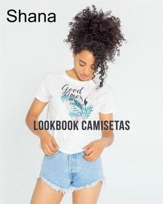 Catalogo Shana mirar libro de camisetas