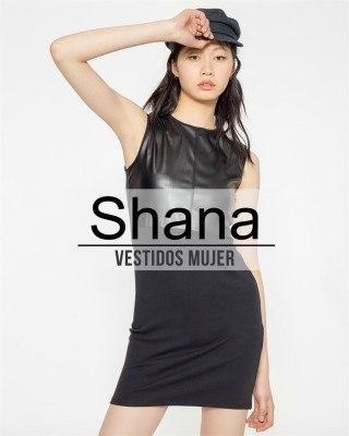 Catalogo Shana vestidos de mujer