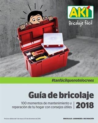 Catálogo aki BRICOLAJE 2018