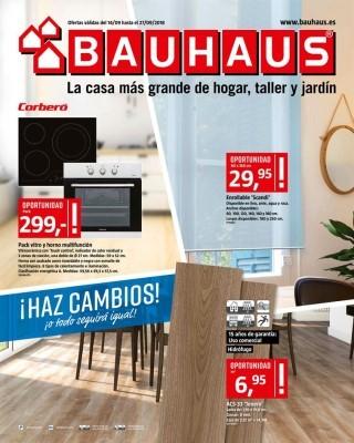 Catalogo Bauhaus haz cambios