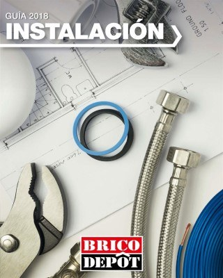 Catalogo Brico Depot instalacion 2018
