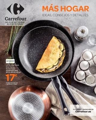 Catalogo Carrefour mas hogar