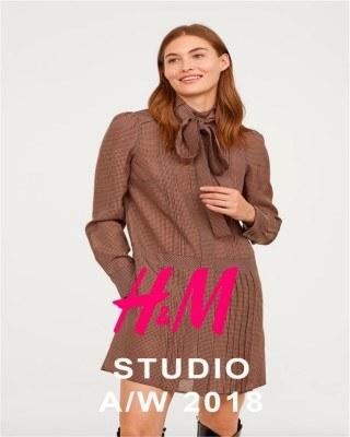Catalogo H&M estudio aw2018