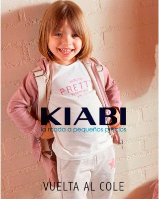 Catalogo Kiabi vuelta al cole