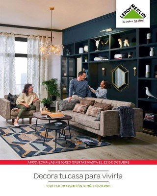 Catalogo Leroy Merlin decora tu casa para vivirla