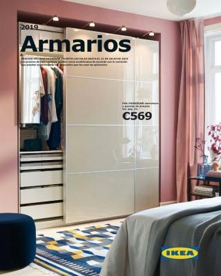 Catalogo Ikea armarios 2019
