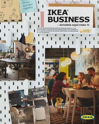 Catalogo Ikea negocio 2019