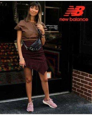 Catalogo New Balance para mujer