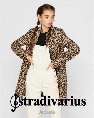 Catalogo Stradivarius chaquetas