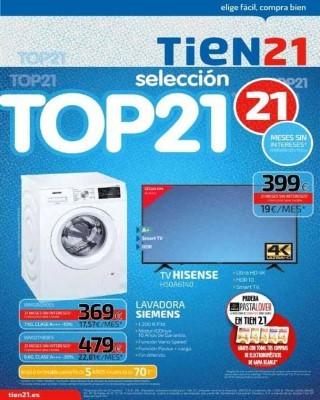 Catalogo Tien 21 seleccion top21