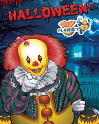 Catalogo Toy Planet halloween 2018