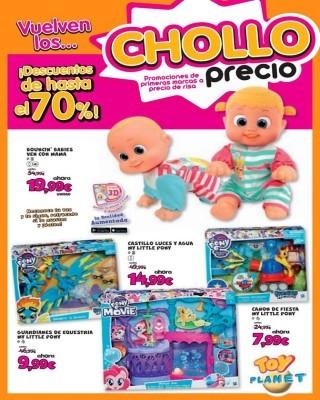 Catalogo Toy Planet vuelve los chollo precios