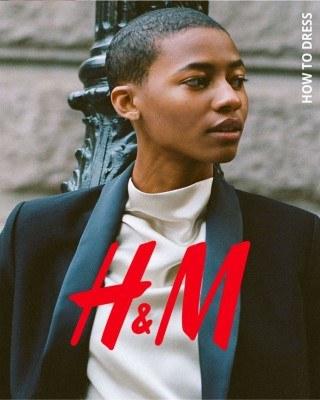 Catalogo H&M como vestir