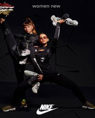 Catalogo Nike todo lo nuevo para mujer