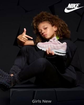 Catalogo Nike todo para niñas