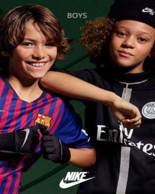 Catalogo Nike todo para niños