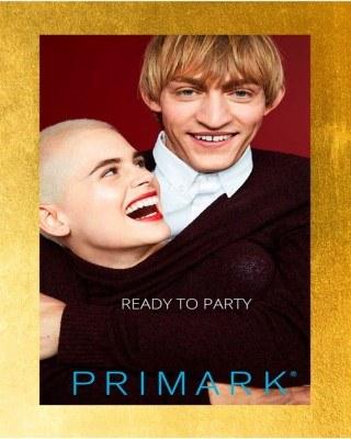 Catalogo Primark listo para la fiesta