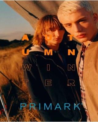 Catalogo Primark otoño invierno hombre