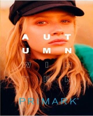 Catalogo Primark otoño invierno mujer