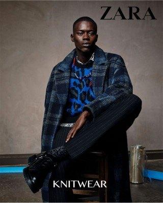 Catalogo Zara prendas de punto