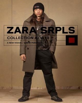 Catalogo Zara srpls hombre