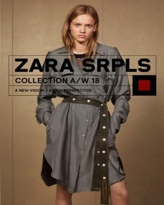 Catalogo Zara srpls mujer