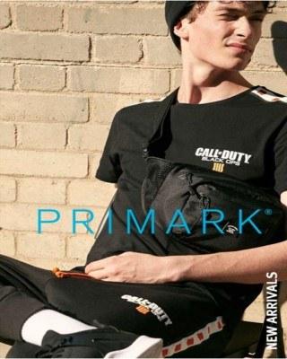 Catalogo nuevo en Primark