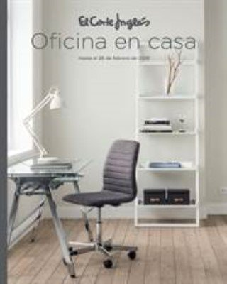 Catalogo El Corte Ingles oficina en casa
